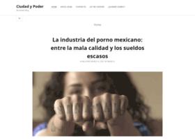 ciudadypoder.com.mx