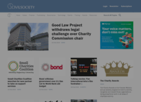 civilsociety.co.uk