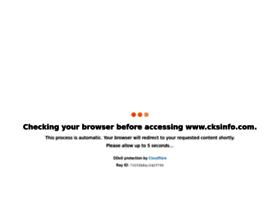 cksinfo.com
