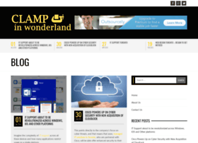 clamp-in-wonderland.com