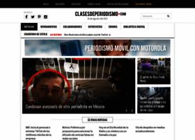 clasesdeperiodismo.com