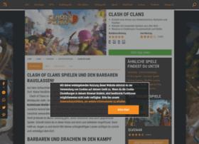 Clash-of-clans.browsergames.de