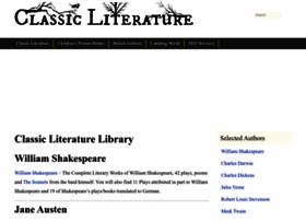 classic-literature.co.uk