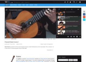classicalguitarlessons.org