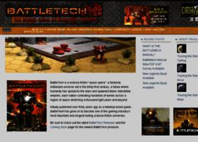 classicbattletech.com
