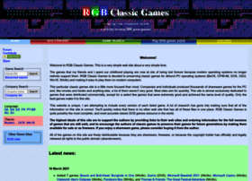 classicdosgames.com