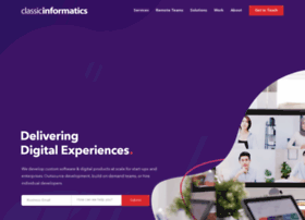 classicinformatics.com