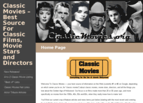 classicmovies.org