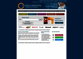 classicwebsites.org