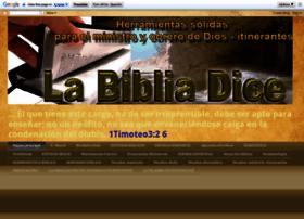 claudioxplabibliadice.blogspot.com