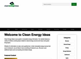 clean-energy-ideas.com