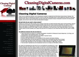 cleaningdigitalcameras.com