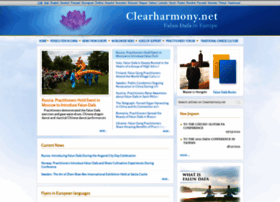 clearharmony.net