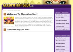 cleopatraslot.co.uk