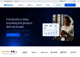clicktime.com