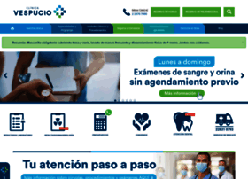 clinicavespucio.cl