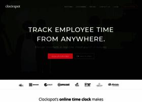 clockspot.com