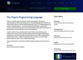 clojure.org