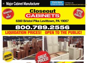 closeoutcabinets.com