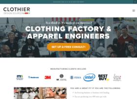 clothierdesignsource.com