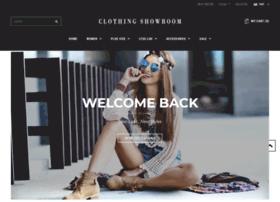 Clothingshowroom.com