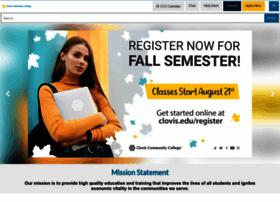 clovis.edu