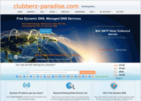 clubberz-paradise.com