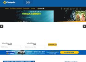 clubcinepolis.com.mx