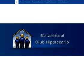 clubhipotecario.com.mx