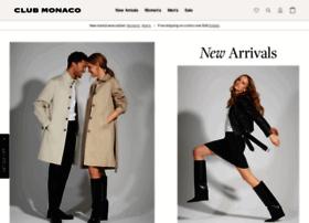 clubmonaco.com