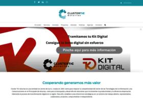 clustertic.net