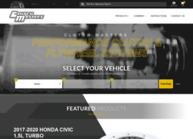 clutchmasters.com
