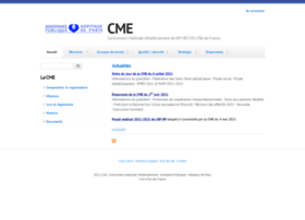cme.aphp.fr