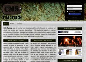 cmstactics.com