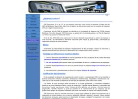 cncsoluciones.com
