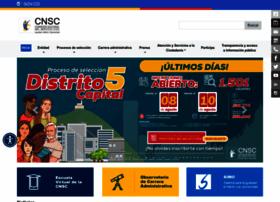 Cnsc.gov.co