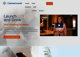 coachesconsole.com