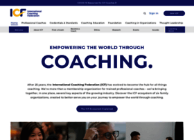 coachfederation.org