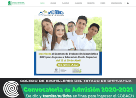cobachih.edu.mx