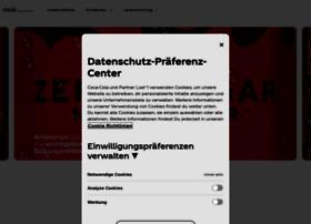 coca-cola.de