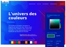 Code-couleur.com