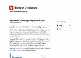 code.blogger.com
