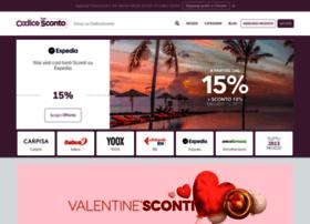 codicesconto.com