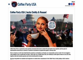 coffeepartyusa.com
