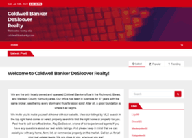 coldwellbankerky.com