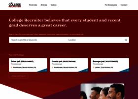 collegerecruiter.com