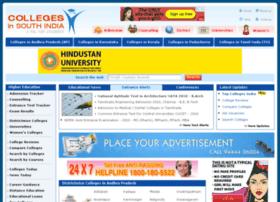 collegesinsouthindia.com