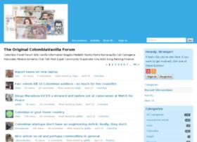 colombia.vanillaforums.com