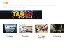 colombiatangofestival.com