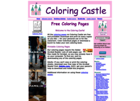 coloringcastle.com